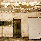 Harperbury - Doorway by Richard Pitman