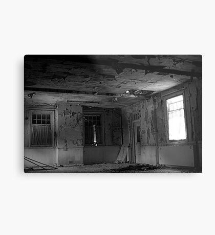 Harperbury - Window Metal Print