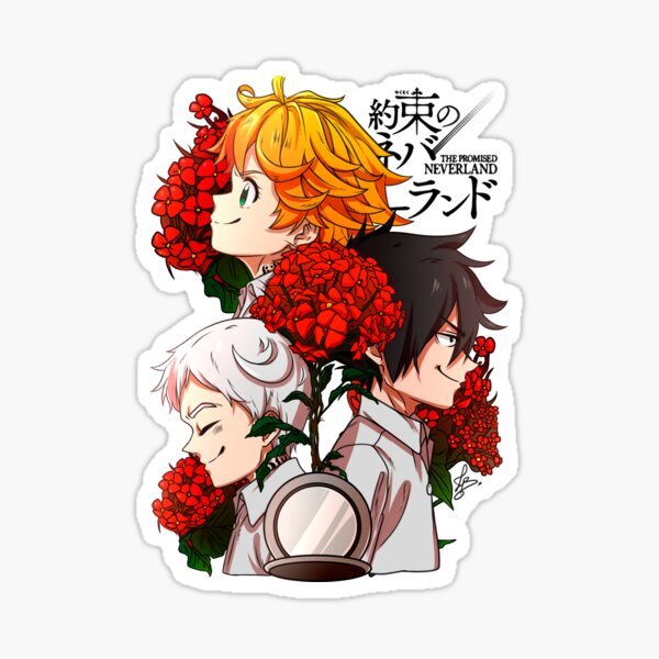 The Promised Neverland - Hope Sticker