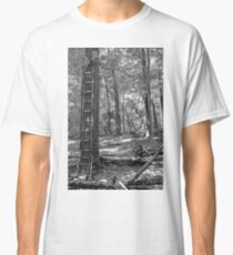 Ladder In The Woods Classic T-Shirt