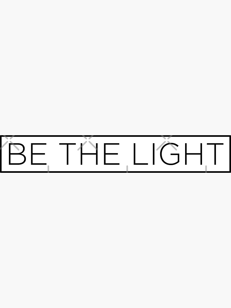 Be the Light by GraceUponGrace