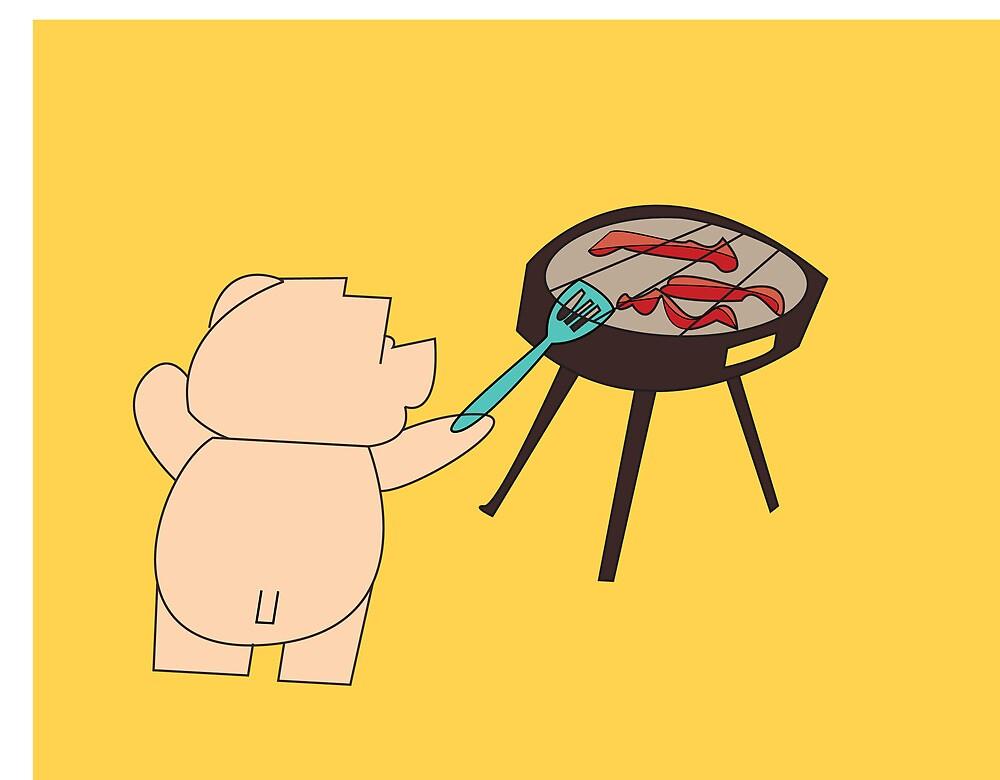 Everybody loves bacon by IDavis