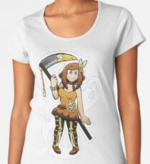 Sunny Reaper Premium Scoop T-Shirt