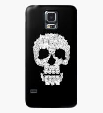 Funda/vinilo para Samsung Galaxy Skulls are for Pussies