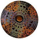 Industrial Mandala  by EmilySutin