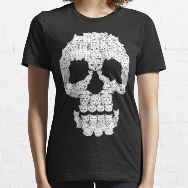 Skulls are for Pussies Essential T-Shirt