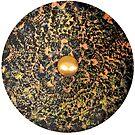 Splatter Mandala  by EmilySutin