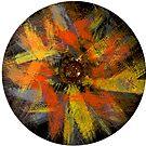 Chaotic Mandala  by EmilySutin