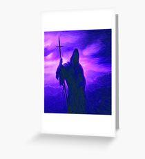 Hierophant - Tarot Greeting Card
