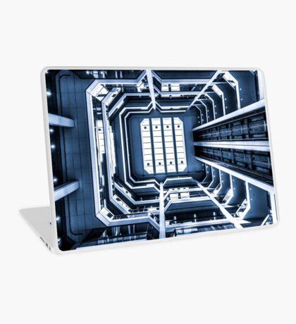 Atrium at Bay 2 Laptop Skin