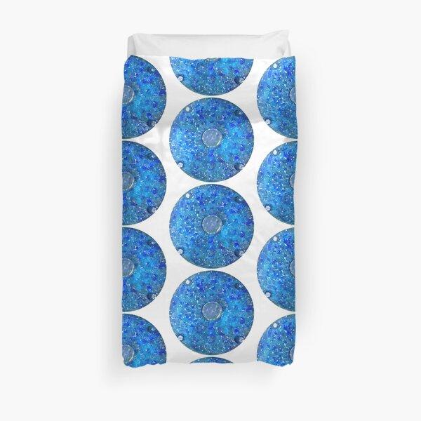 Ocean Mandala  Duvet Cover