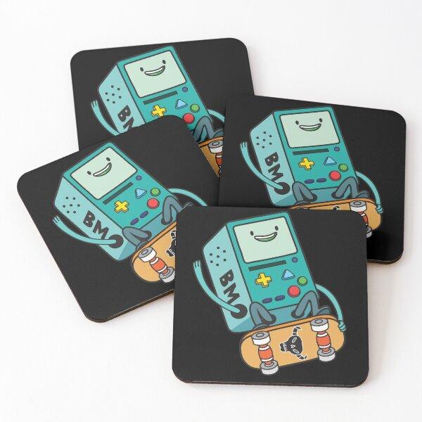 BMO Coasters (Set of 4)