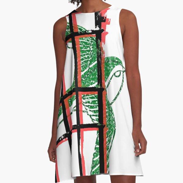 BERNARDA ALBA'S HOUSE A-Line Dress