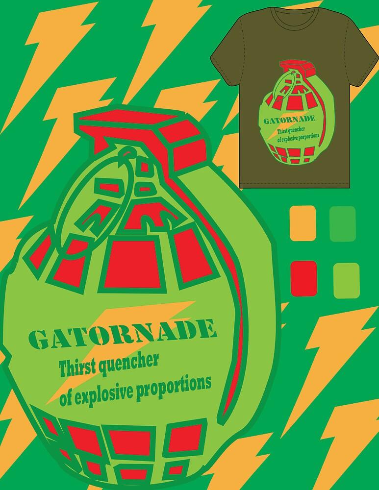 Gator-Nade by Tymiq Thomas