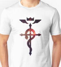 Space Alchemist || Fullmetal Alchemist logo Unisex T-Shirt