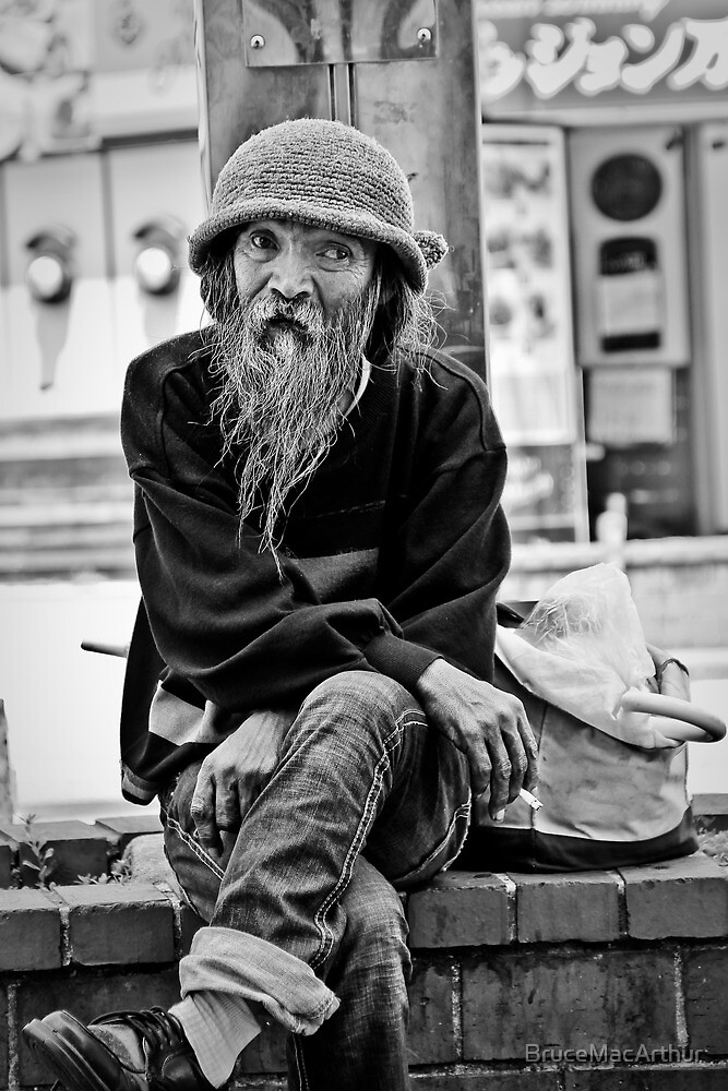 Life On The Street by BruceMacArthur