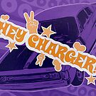 HEY CHARGER! by HIPdeluxe