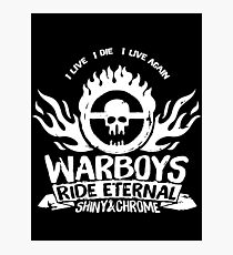 Ride Eternal Photographic Print