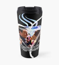 Castle - In My Veins Travel Mug