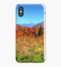 Crawford Notch iPhone Case/Skin
