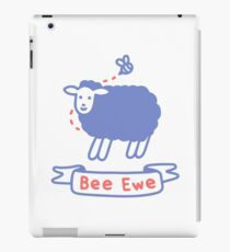Bee Ewe iPad Case/Skin
