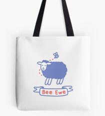 Bee Ewe Tote Bag