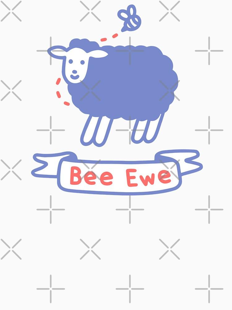 Bee Ewe by obinsun