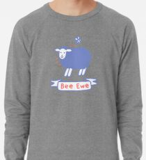 Bee Ewe Lightweight Sweatshirt