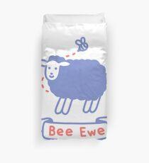 Bee Ewe Duvet Cover