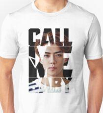 EXO Sehun 'Call Me Baby' Unisex T-Shirt