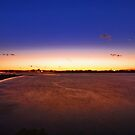 Newcastle Harbour by Throwing  Buckets Magazine