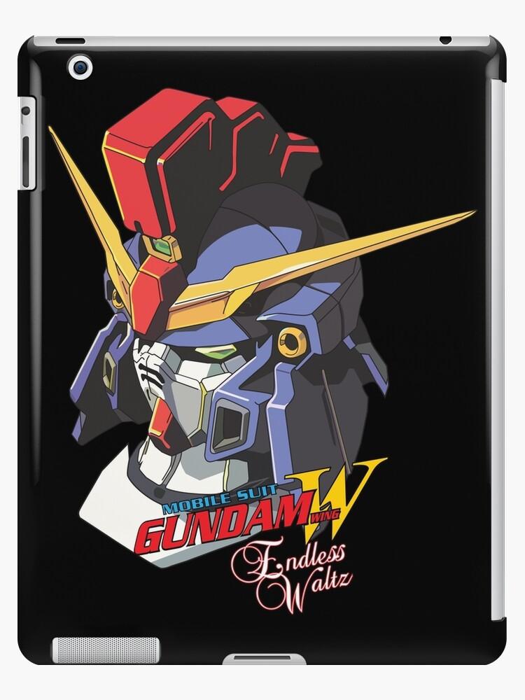 Sandrock Gundam Wing Endless Waltz Ipad Case Skin By Lman32 Redbubble
