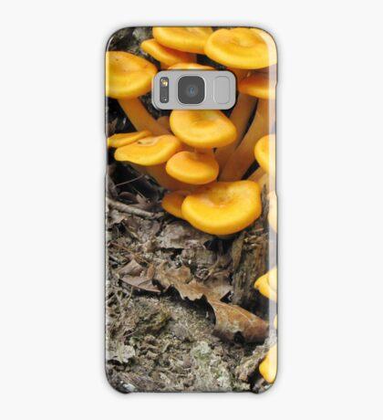 Omphalotus olearius Samsung Galaxy Case/Skin