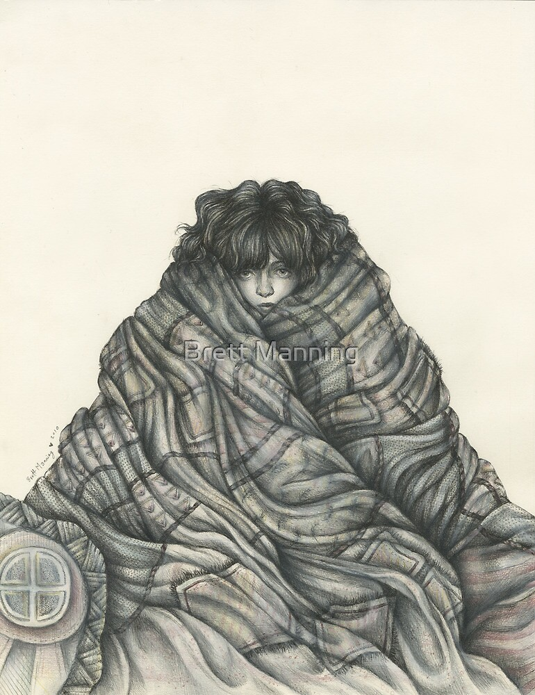 My Comforter... by Brett Manning