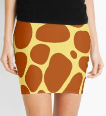 Happy Pattern Magical Spots Mini Skirt