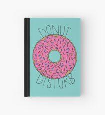 Donut Disturb Hardcover Journal
