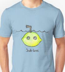 Sub-lime Unisex T-Shirt