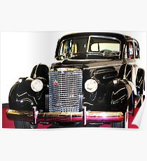 Cadillac Classic Poster