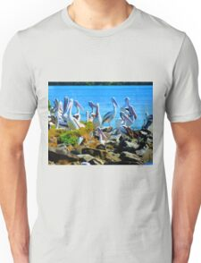 The Meeting place Evans Head NSW Unisex T-Shirt
