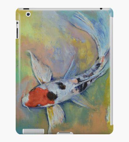 Maruten Butterfly Koi iPad Case/Skin