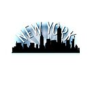 New York City Skyline by BigAl3D