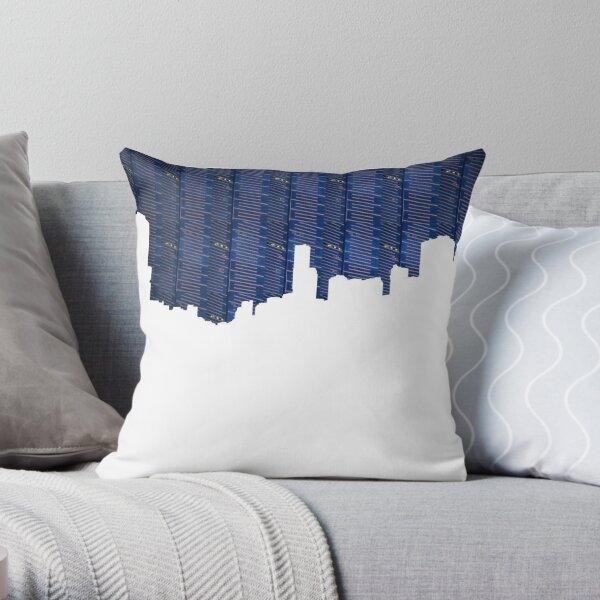 Cut Paste Save Post Throw Pillow