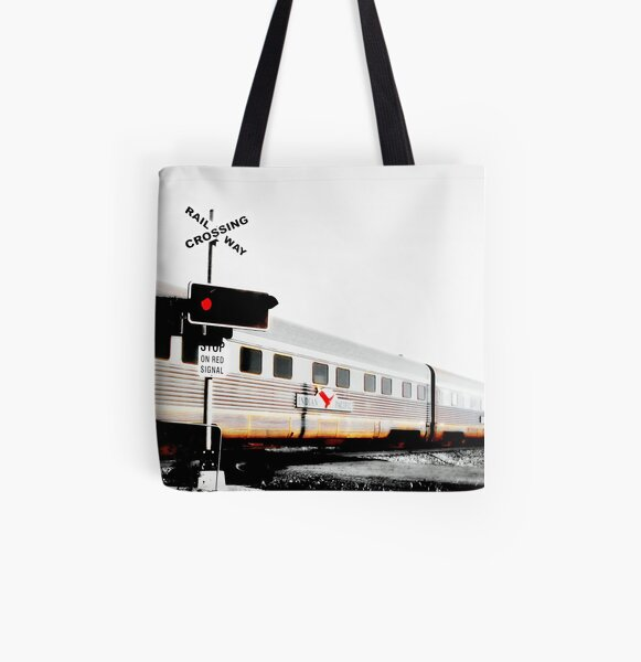 Indian Pacific All Over Print Tote Bag