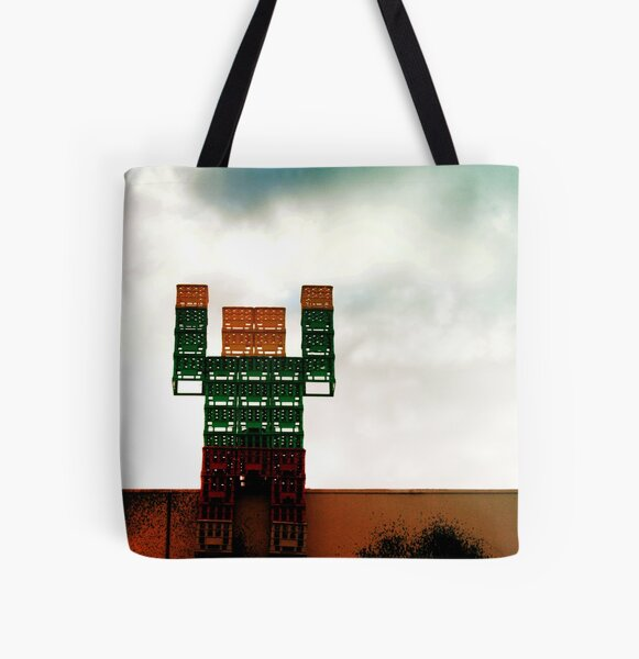 Crate Man! All Over Print Tote Bag