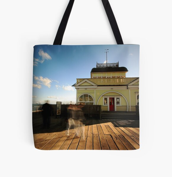 Just Another Afternoon All Over Print Tote Bag