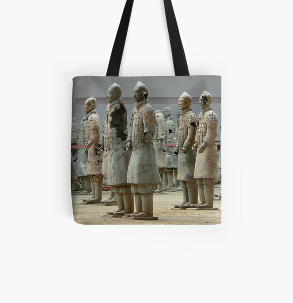 Broken army All Over Print Tote Bag