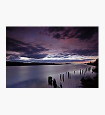 """""""April Sunrise"""" colour Photographic Print"""