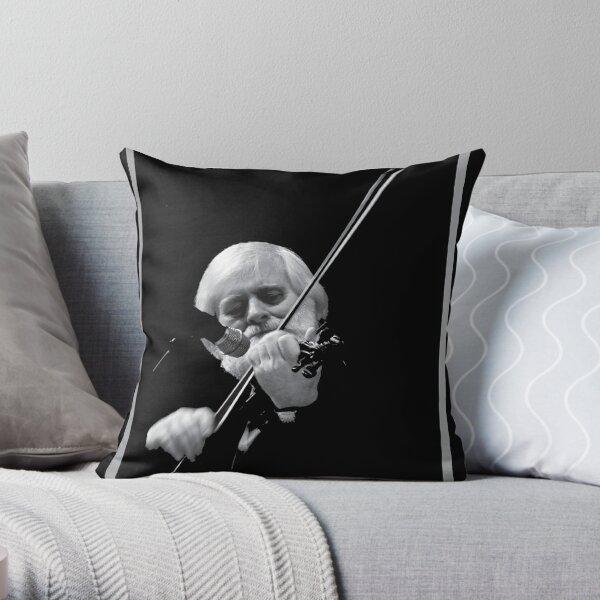 Ancient Fiddler Throw Pillow