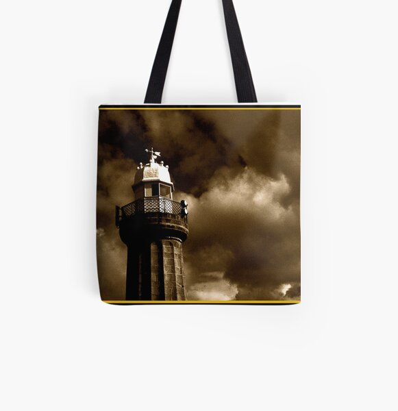 Eye on the Weather All Over Print Tote Bag