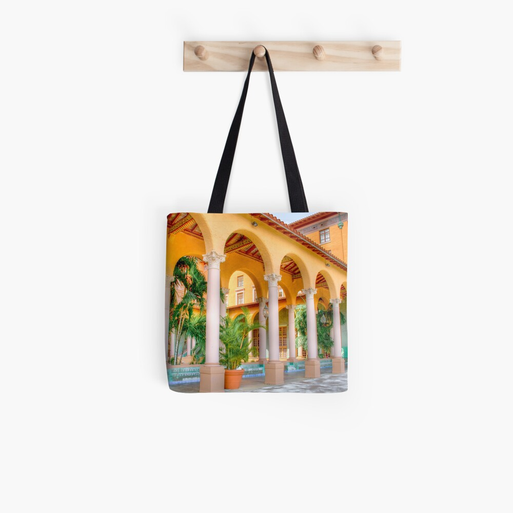 Arched Terrace Tote Bag